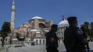 Urteil: Hagia Sophia darf in Moschee umgewandelt werden