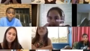 8-year-old gives insightful response to friend's experience with racism