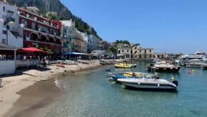 Italien: Der Tourismus auf Capri steht still