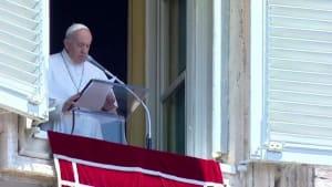 Papst Franziskus bedauert die Umwandlung der Hagia Sophia
