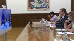 Neuer Versuch: Serbien und Kosovo nehmen ihre Gespräche wieder auf