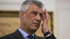 Hashim Thaci ein Kriegsverbrecher? Befragung in den Den Haag
