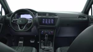 Der neue Volkswagen Tiguan Highlights