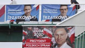 Kopf-an-Kopf in Polen: Duda oder Trzaskowski?