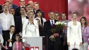 Dudas Sieg bringt kein Entspannung zwischen Polen und EU