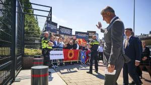 """""""Preis der Freiheit"""", Kosovos Präsident Thaci selbstsicher in Den Haag"""