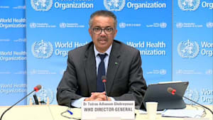 WHO-Chef Adhanom: Länder gehen inkonsequent mit der Pandemie um
