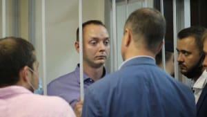 Russland: Ex-Journalist wegen Hochverrats angeklagt