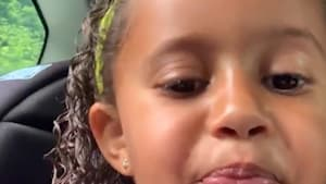 Toddler explains why boys need to have manners