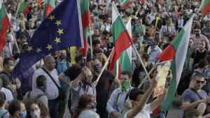 Sorgen in Brüssel über Bulgarien