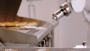 Restaurants begin to use robot cooks for 'contact-free' experience