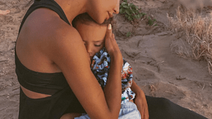 Naya Rivera loved being a mom
