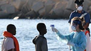 [CDATA[Lampedusa am Limit: Immer mehr Flüchtlinge aus Tunesien]]