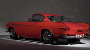 60 Jahre Volvo P1800 - Schwedens legendärstes Sportcoupé