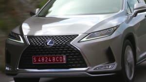2020 Lexus RX - Der Pionier des Premium-SUV-Segments in neuer Bestform