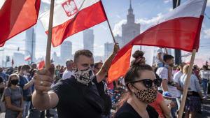 [CDATA[76. Jahrestag: Polen gedenkt des Aufstandes gegen die deutschen Besatzer]]