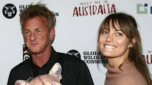 Heimliche Hochzeit bei Sean Penn und Leila George?