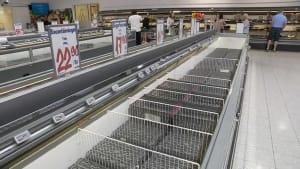 [CDATA[Hamsterkäufe im Nachbarland: Norweger räumen schwedische Läden leer]]