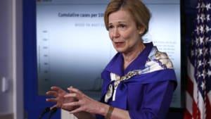 US enters 'new phase' of coronavirus pandemic