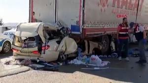 Schock: 5-köpfige Familie von Taxifahrer aus Oldenburg bei Ankara verunglückt