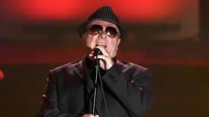 Zu Van Morrisons 75. Geburtstag singen die Gratulanten jetzt schon