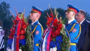 """Zwei Seiten, zwei Versionen - Serbien und Kroatien erinnern an 25 Jahre """"Operation Sturm"""""""