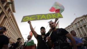 Bulgarien: Regierungschef Borissow bietet Rücktritt an