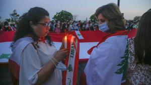Paris, London, Tel Aviv: Emotionale Mahnwachen für Opfer von Beirut