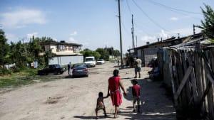 Wider Erwarten: Schmerzensgeld im Roma-Ghetto angekommen