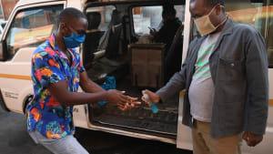 Wegen Covid-19: Alkoholverbot in Botswana