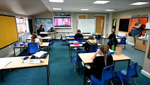 Britische Kinder sollen wieder in die Schule