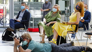 Corona-Neuinfektionen steigen - Macron in Beirut - Euronews am Abend 06.08.