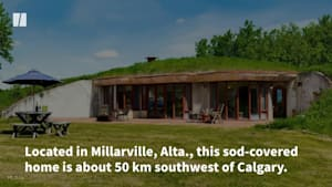 Alberta 'Hobbit House' Now For Sale