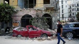 """Explosion in Beirut: """"ausländische Einmischung""""?"""