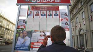 Wer hat Chancen gegen Lukaschenko`?