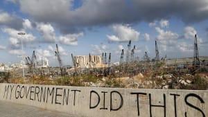 """Zorn in Beirut: """"Regierung muss ihre Lektion lernen"""""""