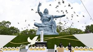 75. Jahrestag von Nagasaki: Forderung nach atomarer Abrüstung