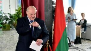 Belarus: Wahlkommission erklärt Lukaschenko mit 80 Prozent zum Sieger