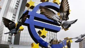 Coronakrise lässt Europas Wirtschaft weiter schrumpfen