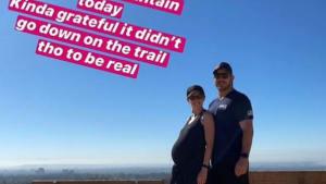 Katherine Schwarzenegger und Chris Pratt freuen sich über ihr erstes Baby