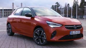 Der Opel Corsa-e - Das Exterieur
