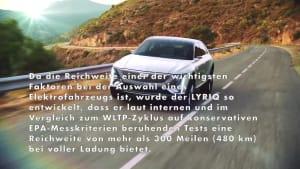 LYRIQ Show Car ist Vorreiter für die elektrische Zukunft von Cadillac