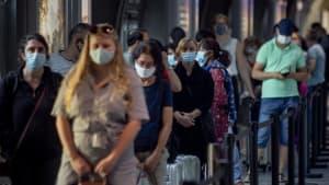 Neuer Rekord: 20 Millionen Corona-Infektionen weltweit