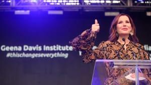 Geena Davis ist von Hollywood enttäuscht