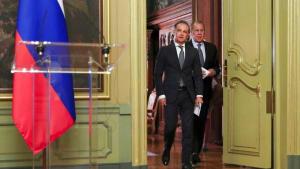 Berlin und Moskau einig gegen US-Drohungen zu Nordstream 2