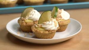 Best Bites: Mini Key Lime Pies