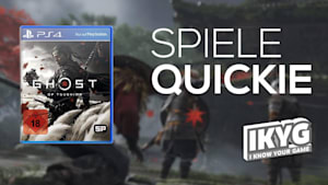 Ghost of Tsushima - Spiele-Quickie