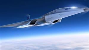 Es ist ein Vogel... Es ist ein Flugzeug... Nein, es ist ein Mach 3 Flugzeug!