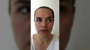 """Tichanowskaja flieht nach Litauen: """"Sehr schwierige Entscheidung"""""""