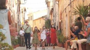 Spanische Royals viel beschäftigt im Mallorca-Urlaub
